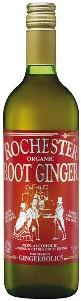 Rochester Organic Root Ginger 725 ml BIO