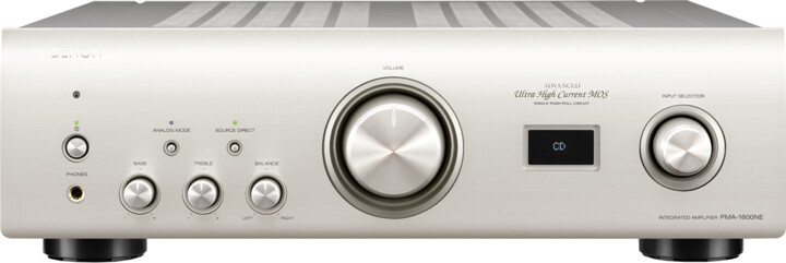 Denon PMA-1600NE, stříbrná