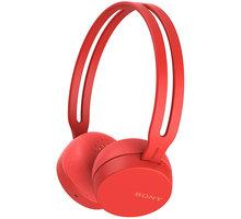 Sony WHC-H400, červená