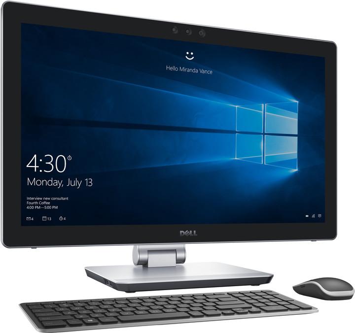 Dell Inspiron 24 (7459) Touch, černá