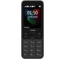 Nokia 150, Dual Sim, Black - A00027963