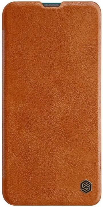Nillkin Qin Book pouzdro pro Xiaomi Redmi 8, hnědá