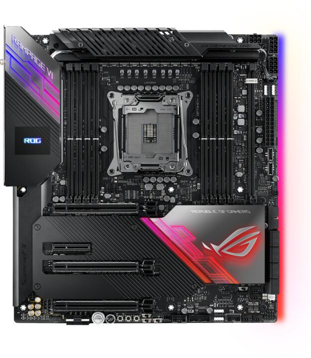 ASUS ROG Rampage VI EXTREME ENCORE - Intel X299