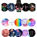 IMMAX chytré hodinky Lady Music Fit, růžová