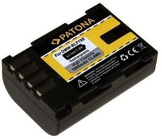 Patona baterie pro Panasonic DMW-BLF19 1860mAh 7,2V Li-Ion