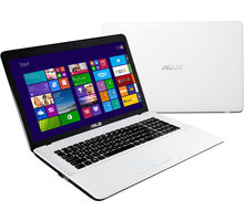 ASUS X751LJ-TY033T, bílá