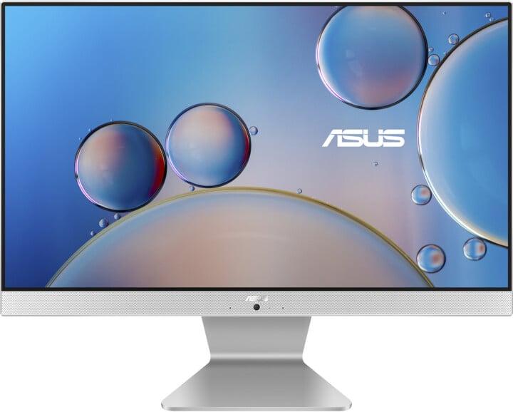 ASUS M3200 (AMD Ryzen 5000 Series), bílá