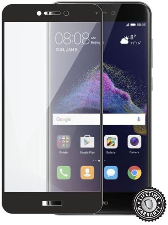 ScreenShield ochrana displeje Tempered Glass pro Huawei P9 Lite (2017), černá