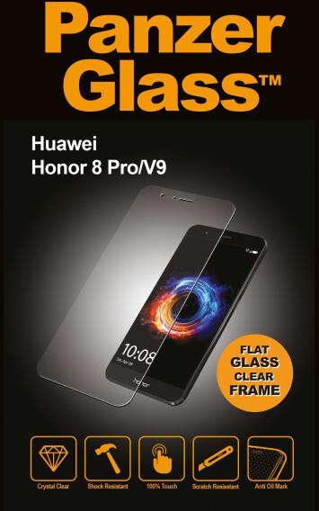 PanzerGlass Edge-to-Edge pro Honor 8 Pro, čiré