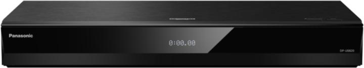 Panasonic DP-UB820EGK, černá
