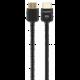 Promate kabel ProLink4K2-150 HDMI, M/M, 4K, High Speed Ethernet, pozlacené kontakty, 1.5m, černá