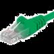 PremiumCord Patch kabel UTP RJ45-RJ45 level 5e, 2m, zelená