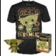Set Gremlins - Gizmo figurka POP! a pánské tričko (S)