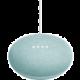 Google Home mini - reproduktor s umělou inteligencí, světle modrá  + Nakupte alespoň za 2 000 Kč a získejte 100Kč slevový kód na LEGO (kombinovatelný, max. 1ks/objednávku)
