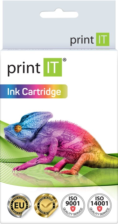 PRINT IT alternativní HP C6615DE č. 15, černý