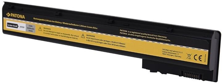 Patona baterie pro ntb HP ZBook 15/G1,17/G2 (AR08XL), 4400mAh, 14.4V, Li-lon