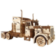 UGEARS stavebnice - Kamion Heavy Boy VM-03, dřevěná, mechanická