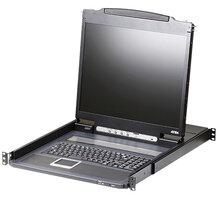 """ATEN konzole CL3000N - USB, PS/2, VGA, 19"""" LCD, UK klávesnice - CL3000N-ATA-2XK06UG"""