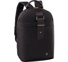"WENGER ALEXA - 16"" dámský batoh na notebook a tablet, černý 601376"