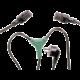 PremiumCord kabel síťový 230V, Y-kabel přívodní M-2x F
