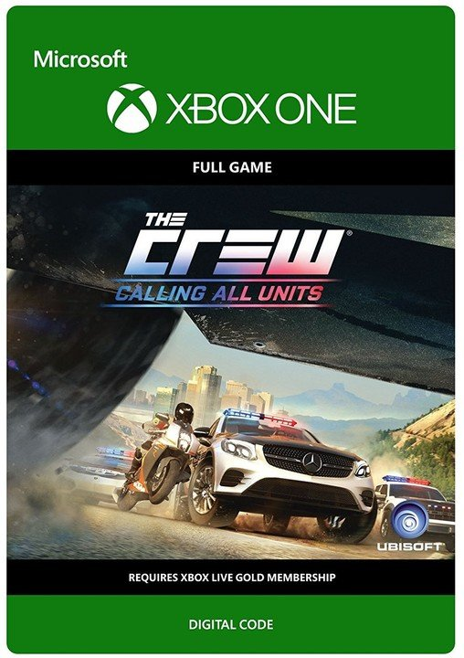 The Crew: Calling All Units (Xbox ONE) - elektronicky