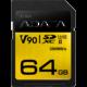 ADATA SDXC Premier One 64GB 290/260MB/s UHS-II U3