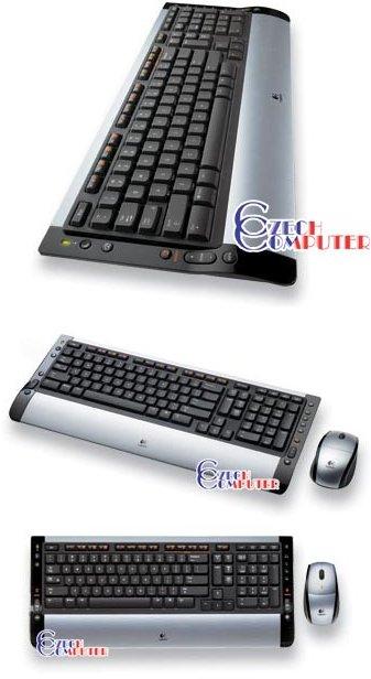 Logitech Cordless Desktop S510 CZ