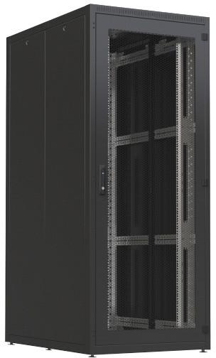 """CONTEG 4X Serverový rozvaděč 19"""", 800x1000mm, 42U, zatížení 1000kg, černá"""