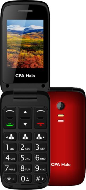 CPA HALO 13, červená