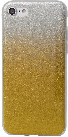 EPICO pouzdro pro iPhone 7/8 GRADIENT - zlatý