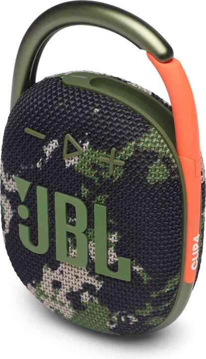 JBL Clip 4, squad
