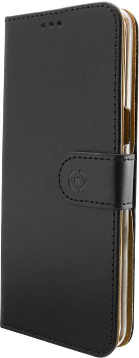 CELLY Wally Pouzdro typu kniha pro Samsung Galaxy S8 Plus, PU kůže, černé