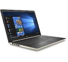 HP 15-db1015nc, zlatá  + Servisní pohotovost – Vylepšený servis PC a NTB ZDARMA + DIGI TV s více než 100 programy na 1 měsíc zdarma
