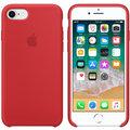 Apple silikonový kryt na iPhone 8/7 (PRODUCT)RED, červená