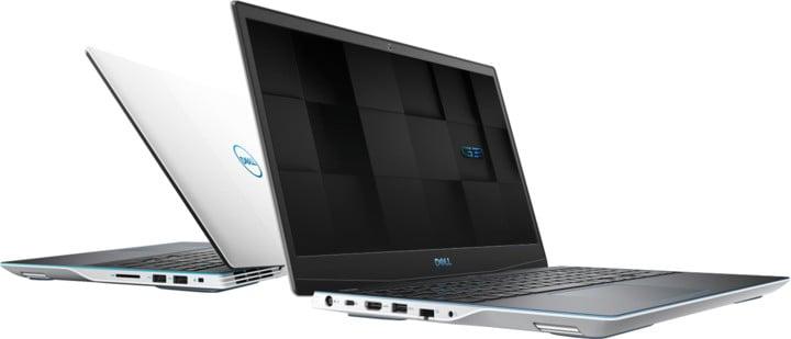 Dell G3 15 Gaming (3590), bílá
