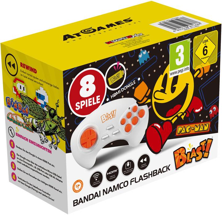 AtGames Bandai Namco Flashback Blast!, Pac-Man