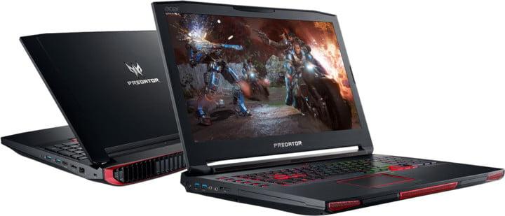 Acer Predator 17 X (GX-792-77T3), černá