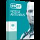 ESET NOD32 Antivirus pro 1 PC na 1 rok  + Voucher až na 3 měsíce HBO GO jako dárek (max 1 ks na objednávku)