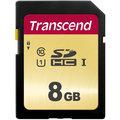 Transcend SDHC 500S 8GB UHS-I U1