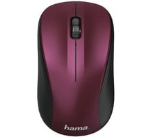 Hama MW 300, bordó/růžová - 182624