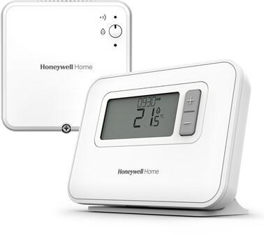 Honeywell programovatelný termostat T3R, bezdrátový, 7denní program