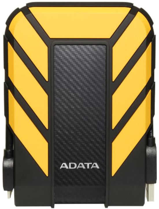 ADATA HD710 Pro, USB3.1 - 1TB, žlutý