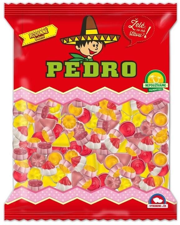 PEDRO Ovocné dezerty, želé, 1 kg