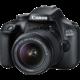 Canon EOS 4000D + EF-S 18-55mm DC  + Voucher až na 3 měsíce HBO GO jako dárek (max 1 ks na objednávku)