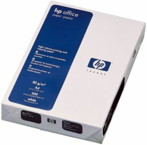 HP Copy, A4, 80g/m2, 500 listů