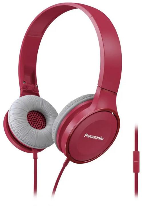 Panasonic RP-HF100ME, růžová