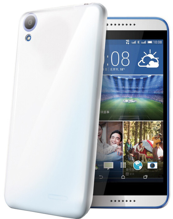 CELLY Gelskin pouzdro pro HTC Desire 820