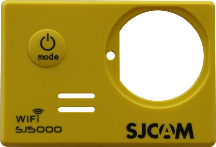 SJCAM ochranný kryt pro SJ5000 Wifi, žlutý