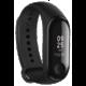 Xiaomi Mi Band 3, černá  + Voucher až na 3 měsíce HBO GO jako dárek (max 1 ks na objednávku)