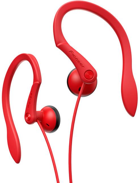 Pioneer SE-E511, červená